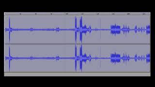 Las Vegas Shooters - Audio Analysis - 3 shooters