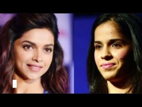 Deepika Padukone 'Would Love' to Play Saina Nehwal Onscreen