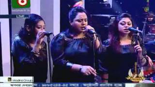 James - Dukhini Dukkhon Korona Unplugged (MOJO Unplugged Live at Boisakhi TV)