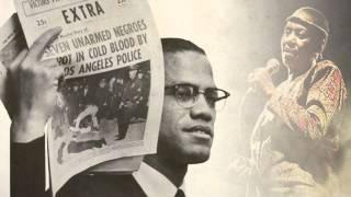 Miriam Makeba  - Malcolm X