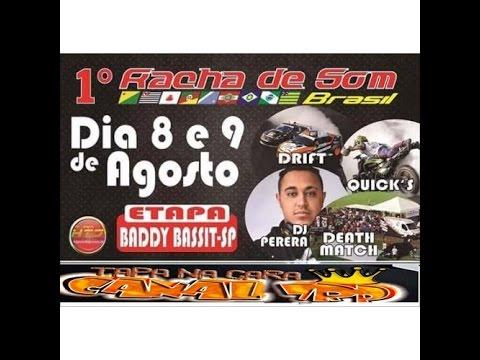 1º Racha de Som Baddy - Canal 7RP