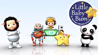 If You're Happy And You Know It (Clap Your Hands)   Nursery Rhymes   from LittleBabyBum!