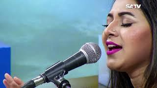 ROBIR AABIR Episode 582 | Part 2 | LIZA | Bangla Song on SATV