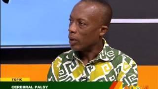 Cerebral Palsy - Badwam on Adom TV (24-5-17)