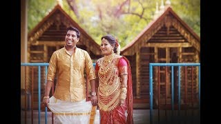 Rosh & Revathy Kerala Traditional Royal Wedding Highlights