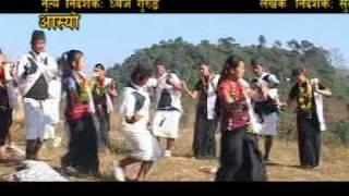 Gurung Movie Aashyo Kauda Song Yeti Chokho Piirati