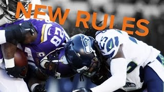 New Crappy NFL Rules
