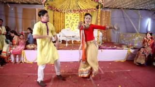 Chingam Chabake Bangladeshi Wedding Dance Performance