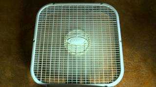The Sound of a Box Fan 60mins