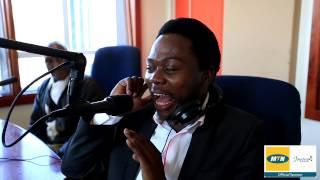 MTN JC's Mkhululi Bhebhe tells the story behind Hallelujah Nkateko (Lihle's Version) on Alex FM