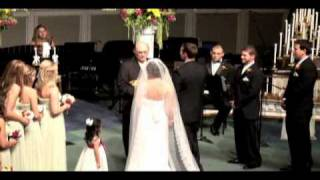 Joey Fowler Jr. Singing at Wedding.mov
