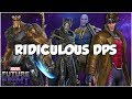 Download Video Download Epic Gambit Showcase! World Boss Smackdown x3 - Marvel Future Fight 3GP MP4 FLV