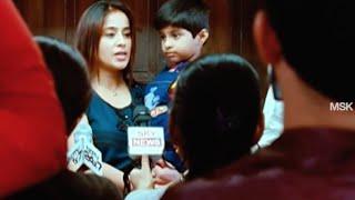 Mahesh Babu Revealing Prakash Raj's  Illegal Affairs - Bussiness Man Tamil Movie Scene