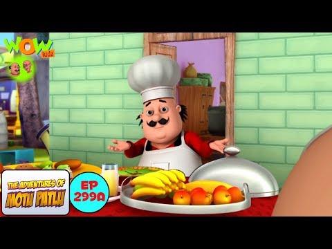 Xxx Mp4 Motu The Chef Motu Patlu In Hindi 3D Animation Cartoon As On Nickelodeon 3gp Sex