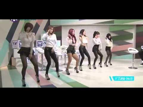 T-ARA - Dance NUMBER NINE [No.9]
