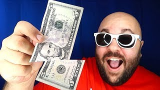 How to do 5 MONEY Magic Tricks!