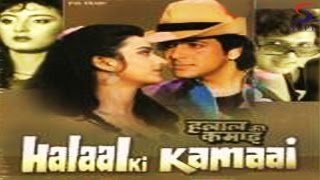 Halal Ki Kamai - Full Hindi Movie - Govinda, Farha, Naaz ,Shakti Kapoor - Bollywood Action Movie HD