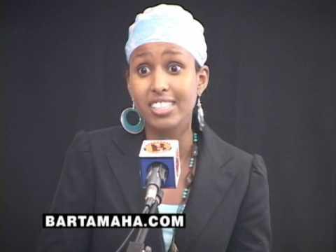 No Matter What I Do, I'll Always be Somali - YASMIN ADEN SPEECH at SOMALI YOUTH SUMMIT 2008