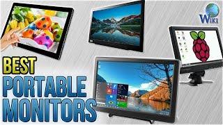 10 Best Portable Monitors 2018