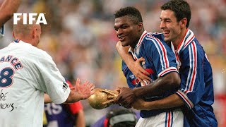 One to Eleven - The FIFA World Cup Film - Marcel Desailly (EXCLUSIVE)