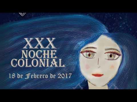Xxx Mp4 XXX NOCHE COLONIAL 2017 3gp Sex