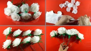 How to make Petal Flowers at home