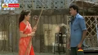 Satyaraj & Nagma Scene - Sastry Telugu Movie - Rose Telugu Movies