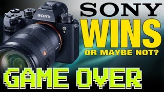 Sony A9 WINS Game Over! Canon & Nikon Professionals Make The Switch?