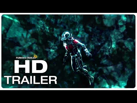 Xxx Mp4 ANT MAN AND THE WASP Final Trailer NEW 2018 Ant Man 2 Superhero Movie HD 3gp Sex
