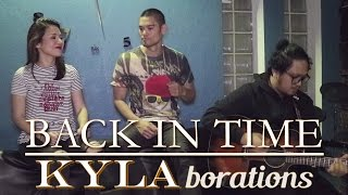 KYLAborations: Back In Time (Original) Kyla and Jay-R