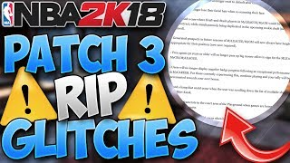 2K Patched ALL of These GLITCHES in Patch 3… RIP Getting Badges!? | PeterMc