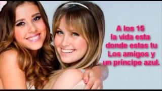 eme 15 - a mis quince (miss xv) Paulina Goto y Natasha Dupeyron