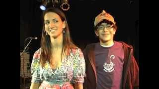 Suzi Shelton & son, Sebastion-Interview