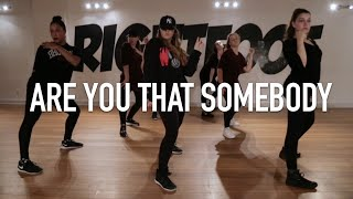 Are You That Somebody - Aaliyah (DANCE CLASS)