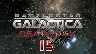 BATTLESTAR GALACTICA DEADLOCK #15 REVENANT Preview - BSG Let