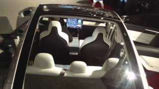 Tesla Model 3 Hidden Details