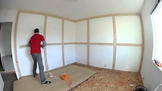 Home Photo Studio Buildout