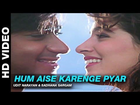 Xxx Mp4 Hum Aise Karenge Pyar Jaan Udit Narayan Amp Sadhana Sargam Ajay Devgn Amp Twinkle Khanna 3gp Sex