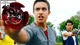 Power Rangers Ninja Steel | All Ranger Morphs!