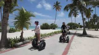 Segway eco tours in Punta cana