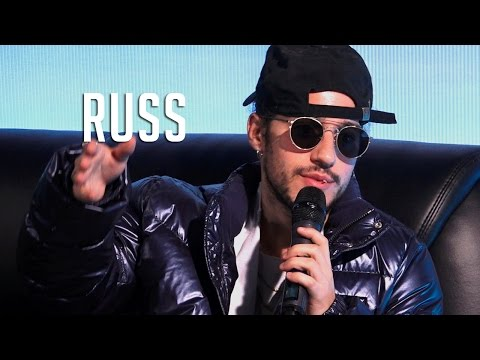 Russ On The Industry Being Fake & New Music