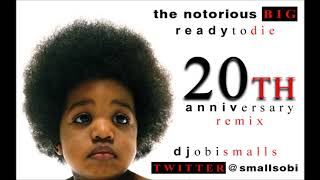 The Notorious B.I.G. - Ready To Die: 20th Anniversary Remix (Full Album) (2015)