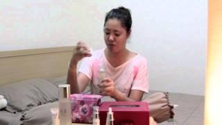 อรัญญา รีวิว เอสเคทู - วันที่ 5 # Aranya Review SK-II # 17-09-2015