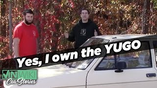 Doug Demuro driving my Yugo was a terrible experience