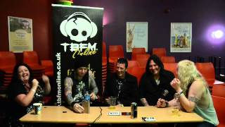 Hard Rock Hell 9 - Faster Pussycat Interview