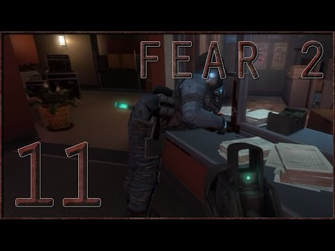Let's Play FEAR 2 [Episode 11] Penetration Nation