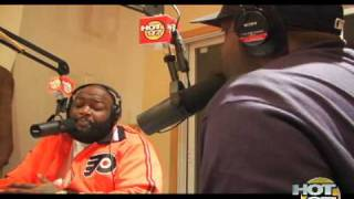 Funkmaster Flex Show: Rick Ross 3 9 09 Part 1