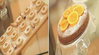 بسكوت جوز هند - الكيكة المجنونة - بسكوت القرفة | اميرة في المطبخ حلقة كاملة