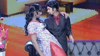 Nayika Nayakan l Shambhu & Mintu in Avvai Shanmugi round I MazhavilManorama