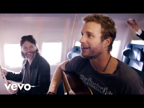 Dierks Bentley - Drunk On A Plane
